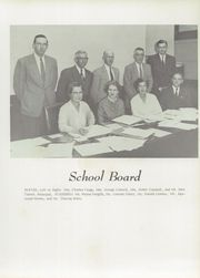 Page 11, 1959 Edition, Central High School - Indian Yearbook (Chautauqua, NY) online yearbook collection