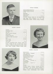 Page 16, 1959 Edition, Central High School - Indian Yearbook (Chautauqua, NY) online yearbook collection