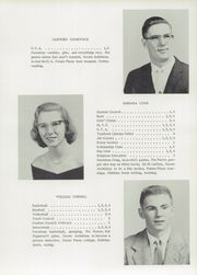 Page 17, 1959 Edition, Central High School - Indian Yearbook (Chautauqua, NY) online yearbook collection