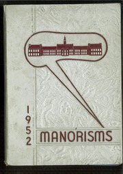 1952 Edition, Livingston Manor Central School - Manorisms Yearbook (Livingston Manor, NY)