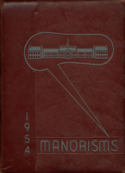 1954 Edition, Livingston Manor Central School - Manorisms Yearbook (Livingston Manor, NY)