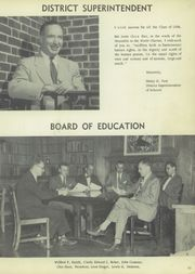 Page 13, 1954 Edition, Livingston Manor Central School - Manorisms Yearbook (Livingston Manor, NY) online yearbook collection