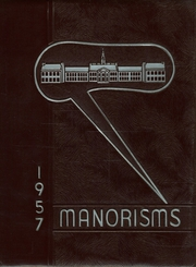 1957 Edition, Livingston Manor Central School - Manorisms Yearbook (Livingston Manor, NY)