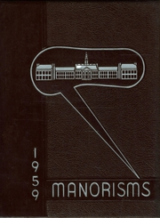 1959 Edition, Livingston Manor Central School - Manorisms Yearbook (Livingston Manor, NY)