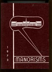 1973 Edition, Livingston Manor Central School - Manorisms Yearbook (Livingston Manor, NY)
