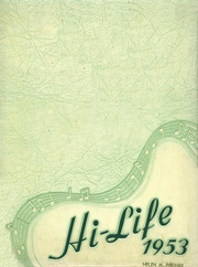 Page 1, 1953 Edition, Weldon E Howitt High School - Hi Life Yearbook (Farmingdale, NY) online yearbook collection