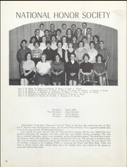 Page 34, 1961 Edition, Weldon E Howitt High School - Hi Life Yearbook (Farmingdale, NY) online yearbook collection