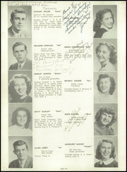Page 14, 1949 Edition, Northside High School - North Star Yearbook (Corning, NY) online yearbook collection