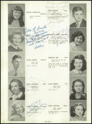 Page 16, 1949 Edition, Northside High School - North Star Yearbook (Corning, NY) online yearbook collection
