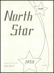 Page 7, 1958 Edition, Northside High School - North Star Yearbook (Corning, NY) online yearbook collection
