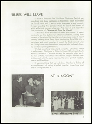 Page 13, 1947 Edition, Fieldston School - Fieldglass Yearbook (Bronx, NY) online yearbook collection