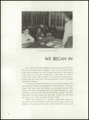 Page 8, 1947 Edition, Fieldston School - Fieldglass Yearbook (Bronx, NY) online yearbook collection