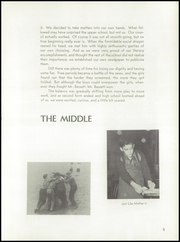 Page 9, 1947 Edition, Fieldston School - Fieldglass Yearbook (Bronx, NY) online yearbook collection