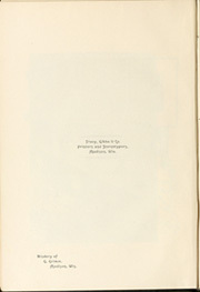 Page 12, 1892 Edition, University of Wisconsin Madison - Badger Yearbook (Madison, WI) online yearbook collection