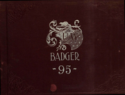 Page 1, 1895 Edition, University of Wisconsin Madison - Badger Yearbook (Madison, WI) online yearbook collection