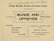 Page 3, 1895 Edition, University of Wisconsin Madison - Badger Yearbook (Madison, WI) online yearbook collection