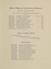 Page 12, 1903 Edition, University of Wisconsin Madison - Badger Yearbook (Madison, WI) online yearbook collection