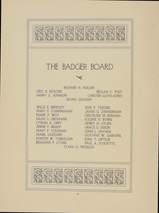 Page 5, 1903 Edition, University of Wisconsin Madison - Badger Yearbook (Madison, WI) online yearbook collection
