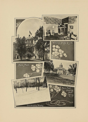 Page 25, 1909 Edition, University of Wisconsin Madison - Badger Yearbook (Madison, WI) online yearbook collection
