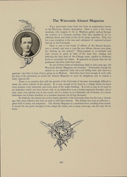 Page 360, 1909 Edition, University of Wisconsin Madison - Badger Yearbook (Madison, WI) online yearbook collection