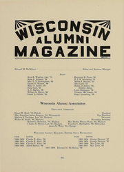 Page 361, 1909 Edition, University of Wisconsin Madison - Badger Yearbook (Madison, WI) online yearbook collection