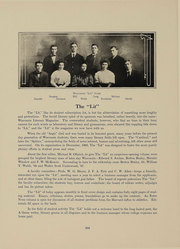 Page 364, 1909 Edition, University of Wisconsin Madison - Badger Yearbook (Madison, WI) online yearbook collection