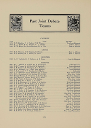 Page 373, 1909 Edition, University of Wisconsin Madison - Badger Yearbook (Madison, WI) online yearbook collection