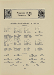 Page 376, 1909 Edition, University of Wisconsin Madison - Badger Yearbook (Madison, WI) online yearbook collection