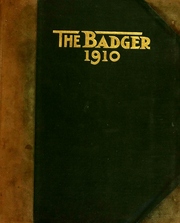 University of Wisconsin Madison - Badger Yearbook (Madison, WI) online yearbook collection, 1910 Edition, Page 1