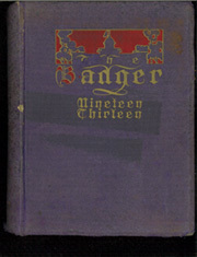 University of Wisconsin Madison - Badger Yearbook (Madison, WI) online yearbook collection, 1913 Edition, Page 1