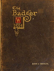 Page 1, 1914 Edition, University of Wisconsin Madison - Badger Yearbook (Madison, WI) online yearbook collection