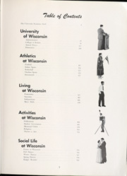 Page 11, 1950 Edition, University of Wisconsin Madison - Badger Yearbook (Madison, WI) online yearbook collection