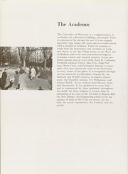 Page 12, 1954 Edition, University of Wisconsin Madison - Badger Yearbook (Madison, WI) online yearbook collection