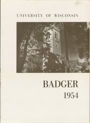 Page 5, 1954 Edition, University of Wisconsin Madison - Badger Yearbook (Madison, WI) online yearbook collection