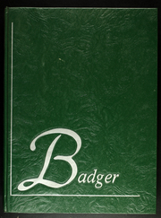 University of Wisconsin Madison - Badger Yearbook (Madison, WI) online yearbook collection, 1980 Edition, Page 1