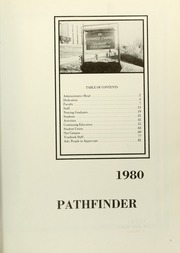 Page 5, 1980 Edition, Clarion University Venango Campus - Pathfinder Yearbook (Oil City, PA) online yearbook collection