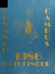 1986 Edition, Clarion University Venango Campus - Pathfinder Yearbook (Oil City, PA)