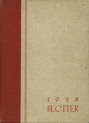 1938 Edition, Kew Forest School - Blotter Yearbook (Forest Hills, NY)