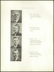Page 14, 1939 Edition, Kew Forest School - Blotter Yearbook (Forest Hills, NY) online yearbook collection