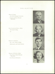 Page 15, 1939 Edition, Kew Forest School - Blotter Yearbook (Forest Hills, NY) online yearbook collection