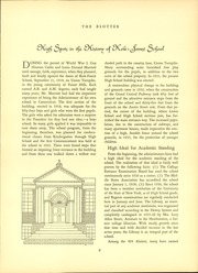 Page 13, 1948 Edition, Kew Forest School - Blotter Yearbook (Forest Hills, NY) online yearbook collection