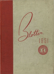 1951 Edition, Kew Forest School - Blotter Yearbook (Forest Hills, NY)