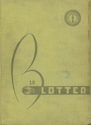 1952 Edition, Kew Forest School - Blotter Yearbook (Forest Hills, NY)