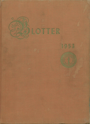 1953 Edition, Kew Forest School - Blotter Yearbook (Forest Hills, NY)