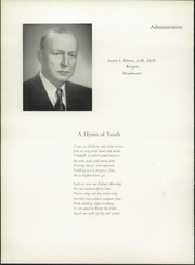 Page 12, 1953 Edition, Kew Forest School - Blotter Yearbook (Forest Hills, NY) online yearbook collection