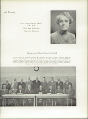 Page 13, 1953 Edition, Kew Forest School - Blotter Yearbook (Forest Hills, NY) online yearbook collection