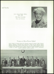 Page 11, 1956 Edition, Kew Forest School - Blotter Yearbook (Forest Hills, NY) online yearbook collection