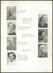 Page 12, 1956 Edition, Kew Forest School - Blotter Yearbook (Forest Hills, NY) online yearbook collection