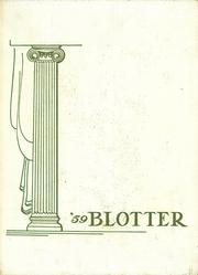1959 Edition, Kew Forest School - Blotter Yearbook (Forest Hills, NY)
