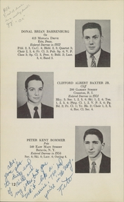 Page 14, 1955 Edition, Darrow School - Shaker Post Yearbook (New Lebanon, NY) online yearbook collection